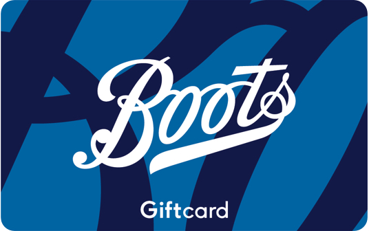Boots Gift Card £25 card image