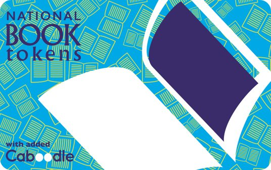 National Book Tokens card image