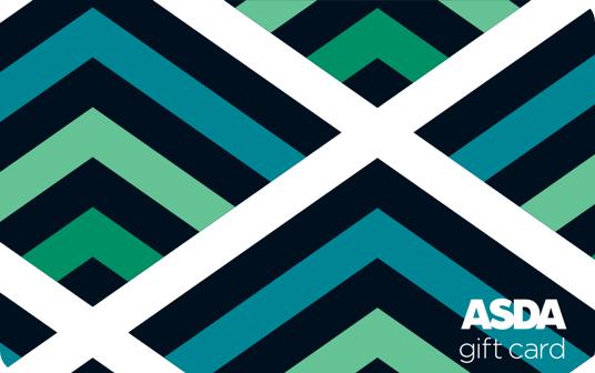 Asda Geometric Diamonds Card card image