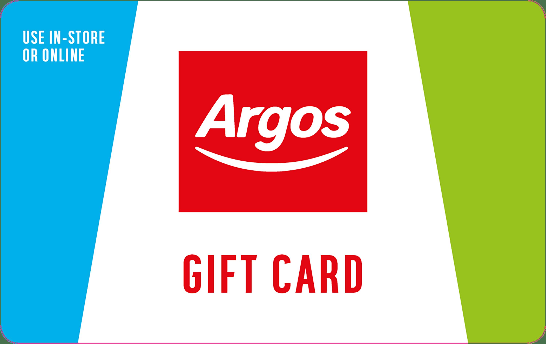 Argos Gift Card card image