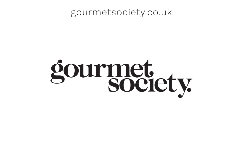 gourmet society 6 months subscription card image