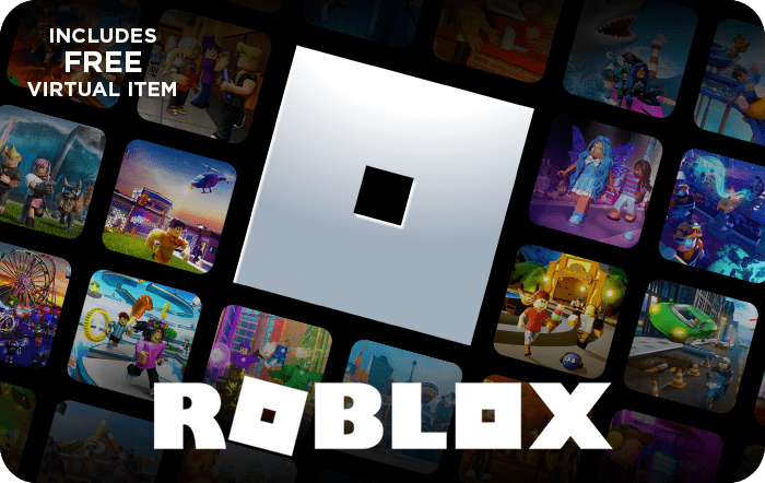 Roblox £50 Gift Card card image