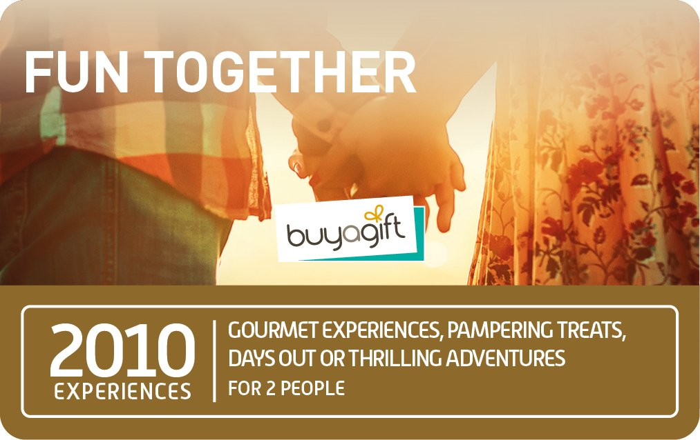 Buyagift Fun Together £39.99 card image