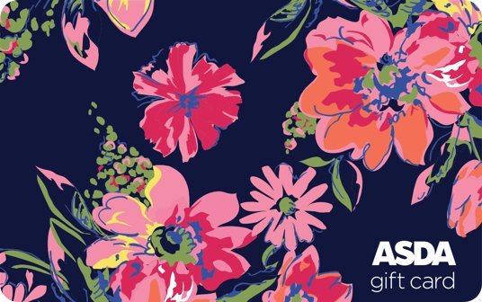 Asda Flowers Gift Card card image
