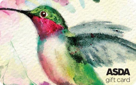 Asda Bird Gift Card card image