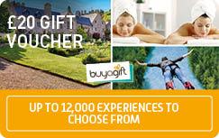 Buyagift £20 card image